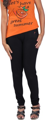 Sarodee Women's Black Leggings