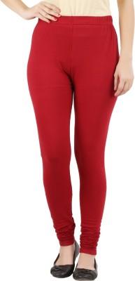 Garudaa Garments Women,s Red Leggings