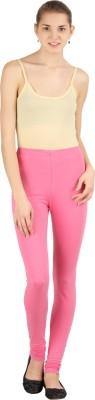 Silvio Women's Pink Leggings
