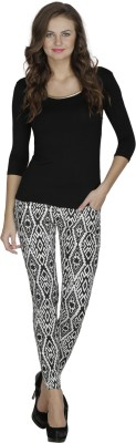 Svt Ada Collections Women's White Jeggings