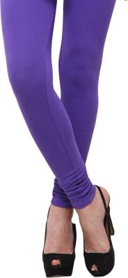 Yepme Women's Purple Leggings