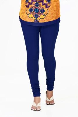 Ankita Women's Dark Blue Leggings