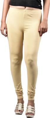 ABE Women's Beige Leggings