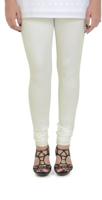 Vami Women's White Leggings