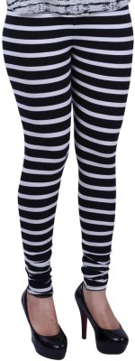 Lequeens Women's Multicolor Leggings