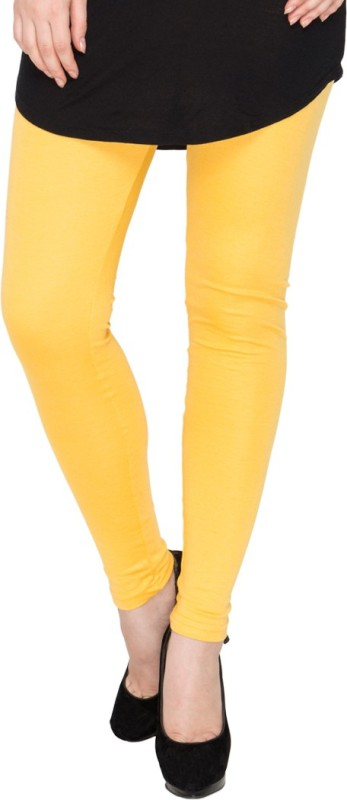 Rann Women's Yellow Leggings