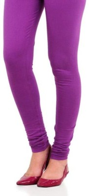 Nishu Design Women's Purple Leggings