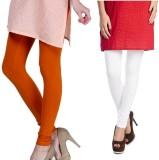 Rupa Softline Women's Orange, White Legg...