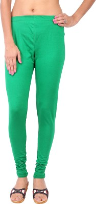 Shop & Shoppee Women's Green Leggings