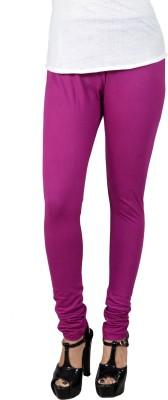 Jsa Women's Purple Leggings