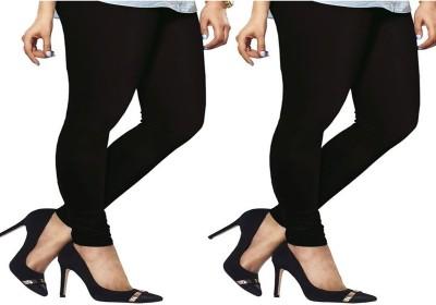 ambey shree trendz Women,s Black, Black Leggings