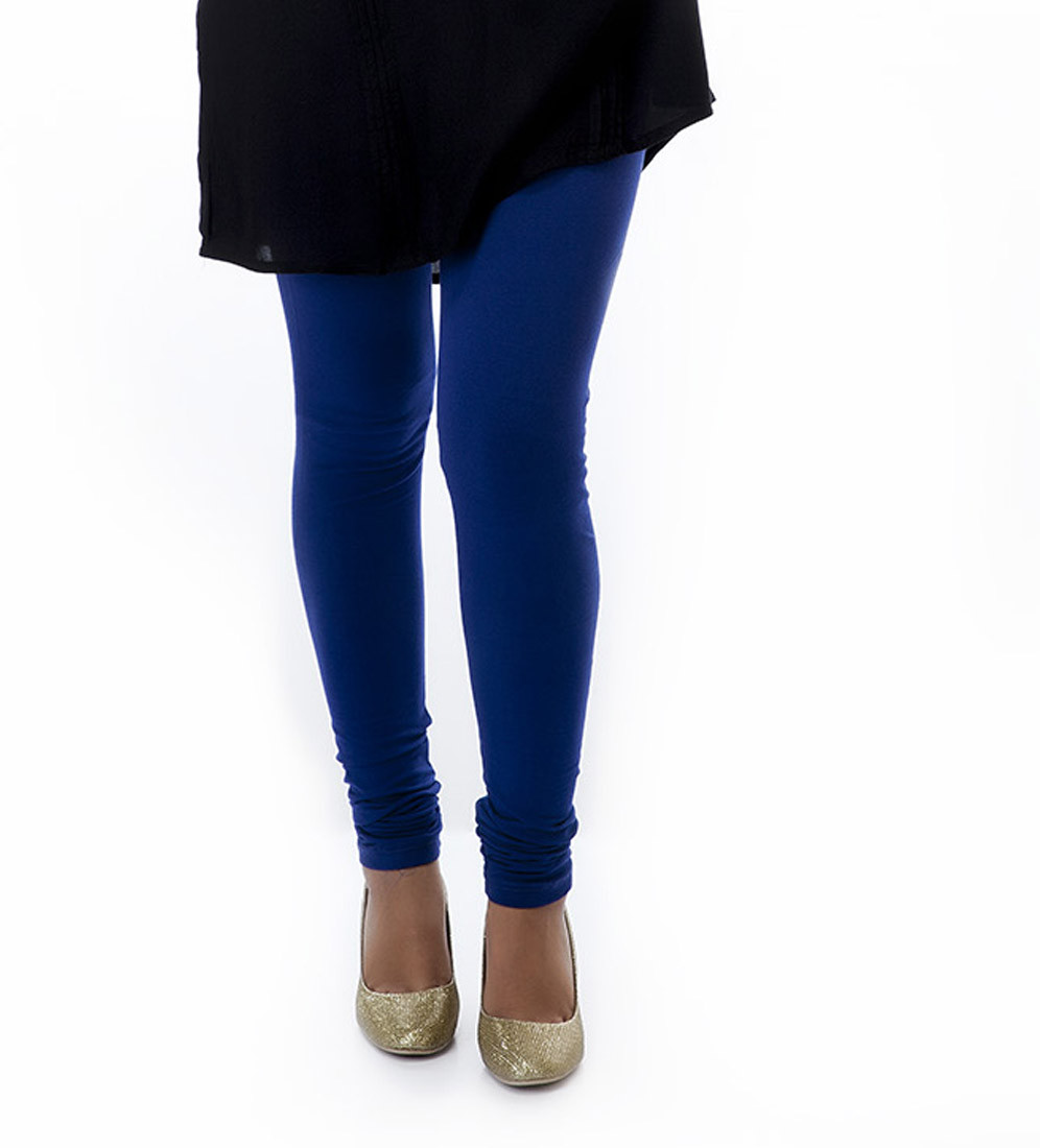 Zoya Womens Blue Leggings