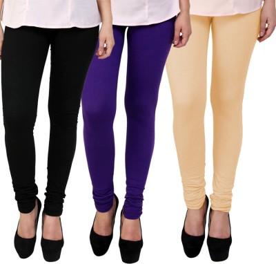 Rizom Women's Multicolor Leggings