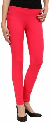 Abee Women's Maroon Leggings