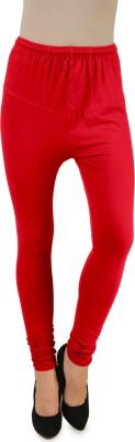 One Femme Women's Red Leggings