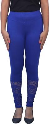 Romano Women's Blue Leggings