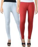 TeesTadka Women's Multicolor Leggings (P...
