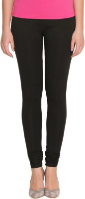 Girls2women Women's Black Leggings