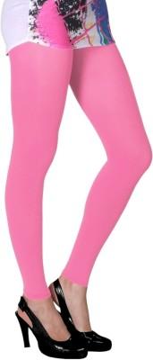Slassy Women's Pink Leggings