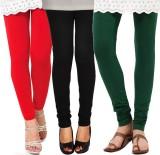 Fbling Women's Multicolor Leggings (Pack...