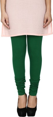 Fizzaro Women's Dark Green Leggings