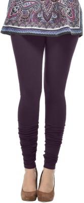 Meril Women,s Purple Leggings