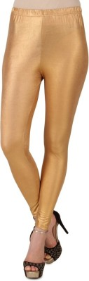 G&Z Collections Women's Gold Leggings