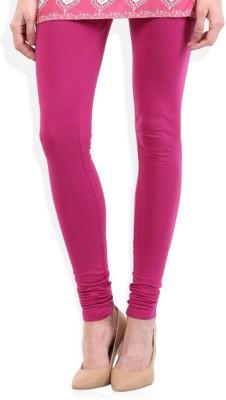 NOVA TRENDZZ Women's Pink Leggings