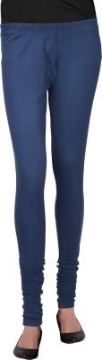 Bellizia Women's Dark Blue Leggings