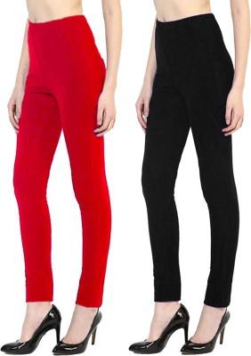 SPK Impact Women's Red Leggings