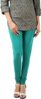 Shubh Women's Green Leggings
