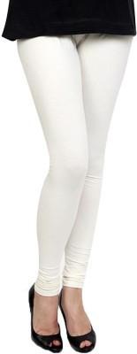 Xarans Women's White Leggings