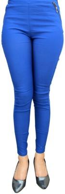 Kyron Women's Blue Jeggings