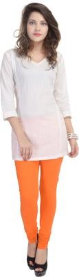 BANNO Women's Orange Leggings
