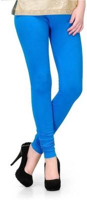 Fadattire Women's Blue Leggings