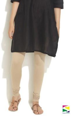 Shilimukh Women's Beige Leggings
