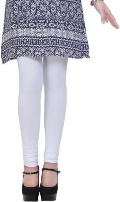 Kimayaa Women's White Leggings
