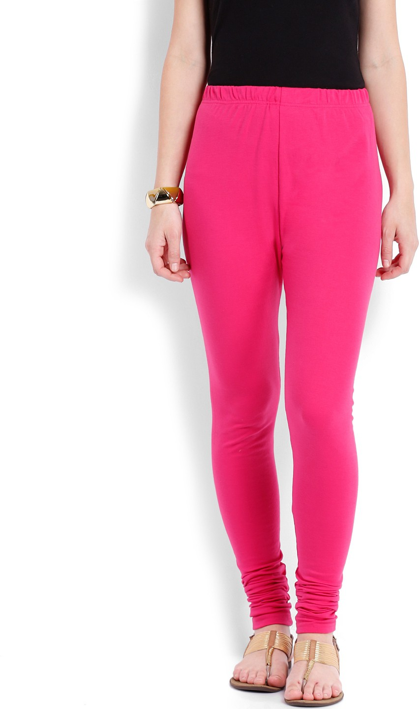 Ten on Ten Womens Pink Leggings