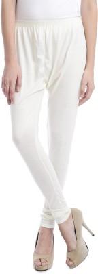 Samridhi Women's White Leggings