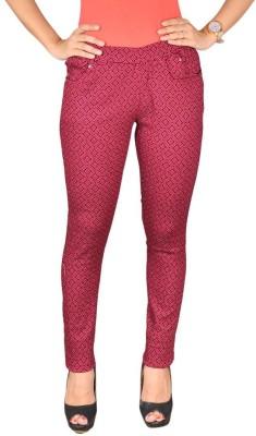 LGC Women's Pink Jeggings
