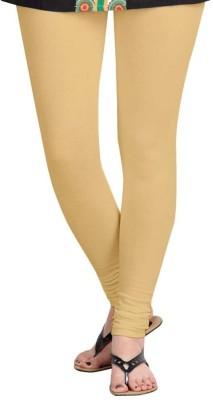 Roshni Creations Women's Beige Leggings