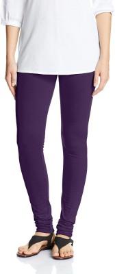 Olives Women's Purple Leggings