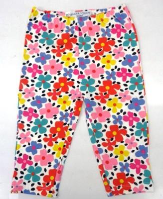 TENDER TOUCH Girl's Multicolor Leggings