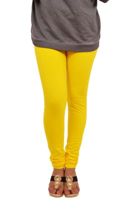 Leggings World Women,s Yellow Leggings