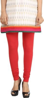 Bodymist Women's Red Leggings