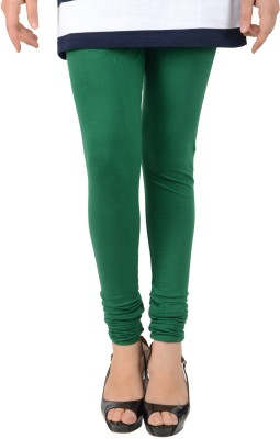 EVIZZA Women's Green Leggings