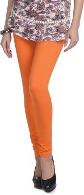 Arshia Women's Orange Leggings