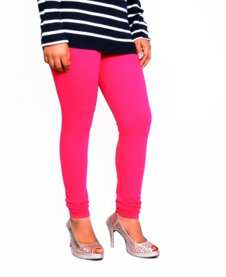Tanunni Women's Pink Leggings