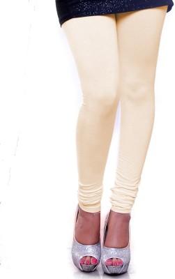 OrganicO Women's Beige Leggings