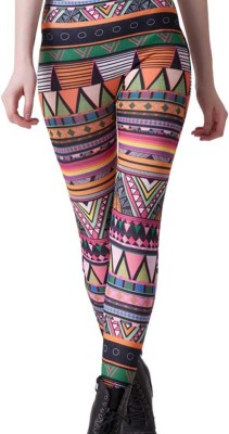 Amberline Women's Multicolor Leggings